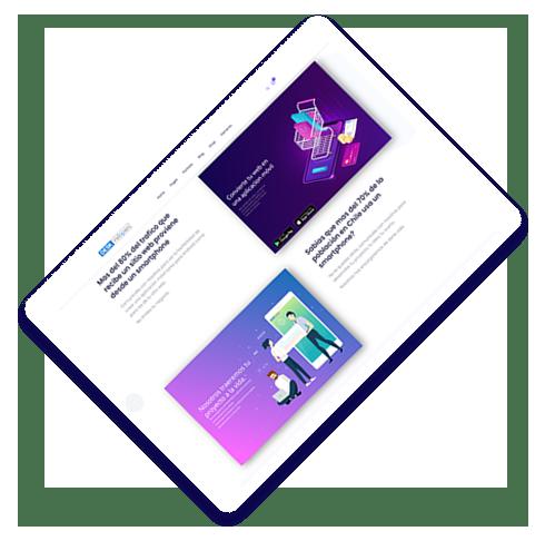 En DeskVelopers desarrollamos tu {web, aplicación, aplicación móvil} para tus necesidades.